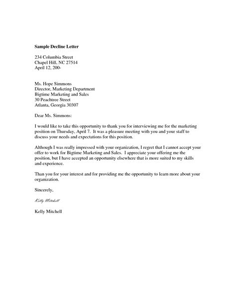 Charity Request Rejection Letter Refusal Letter For Sponsorship Rejection Every Bit Life