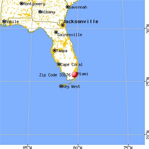 zip code map kendall florida 33176 zip code kendall florida profile homes