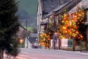 castleton england christmas travel bucket list