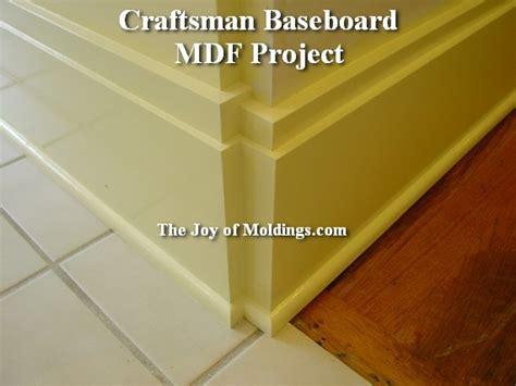 craftsman baseboard craftsman style baseboard images