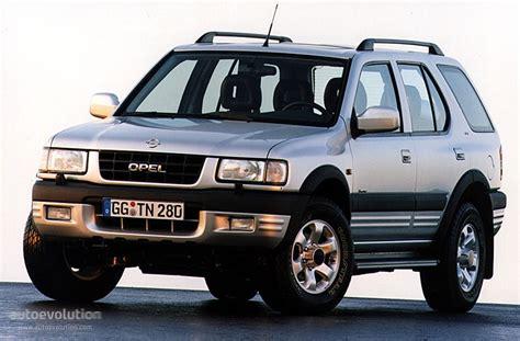 opel frontera engine opel frontera wagon specs 1998 1999 2000 2001 2002