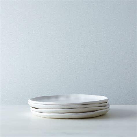 Handmade Porcelain Dinnerware - handmade porcelain textured dinnerware handmade