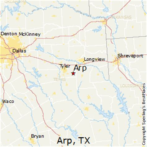 arp texas map best places to live in arp texas