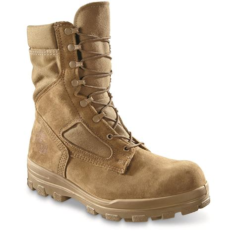 combat boot u s m c surplus temperate weather waterproof