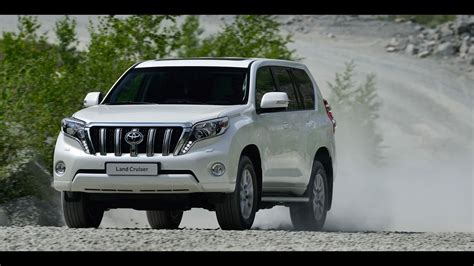 Toyota Prado Update Worldwide Model Of Toyota Prado Receive Minor Changes For 2017