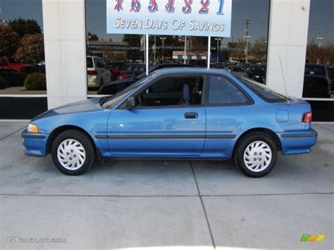 1993 saxony blue metallic acura integra rs coupe 27650001 photo 6 gtcarlot car color