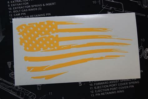 spray paint american flag our american flag tattered stencils are great for