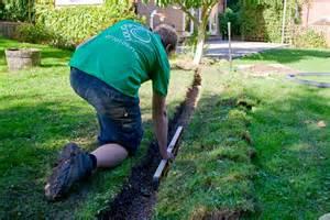 garden drainage solutions stockton green landscaping
