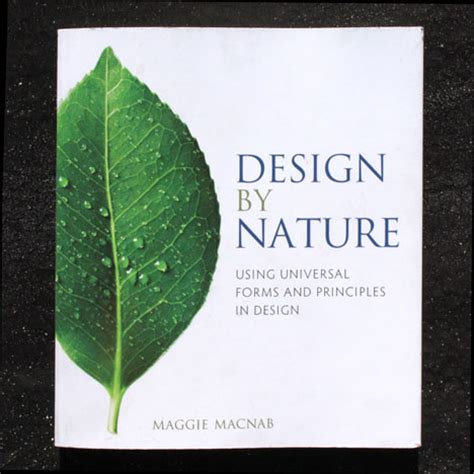 design with nature google books book review design by nature by maggie macnab core77