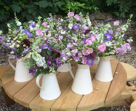 Wildflower Arrangements For Weddings by Flower Wedding Wedding Flowers