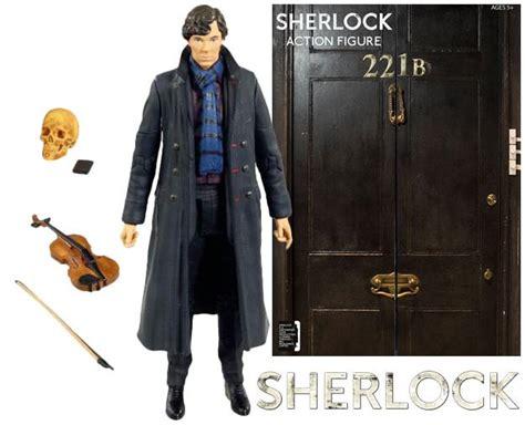 sherlock figure 5 inch figure 5 de benedict cumberbatch como sherlock