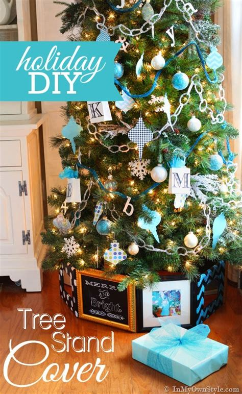 10 plus diy christmas tree containers setting for four