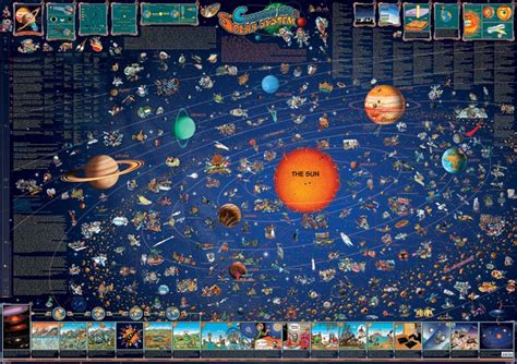 the story of the solar system classic reprint books dino s solar system children s puzzles puzzlewarehouse