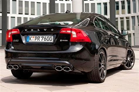 Heico Ls by Volvo S60 Review 2010