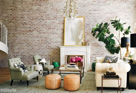 instyle home decor here there my instyle home tour lauren conrad