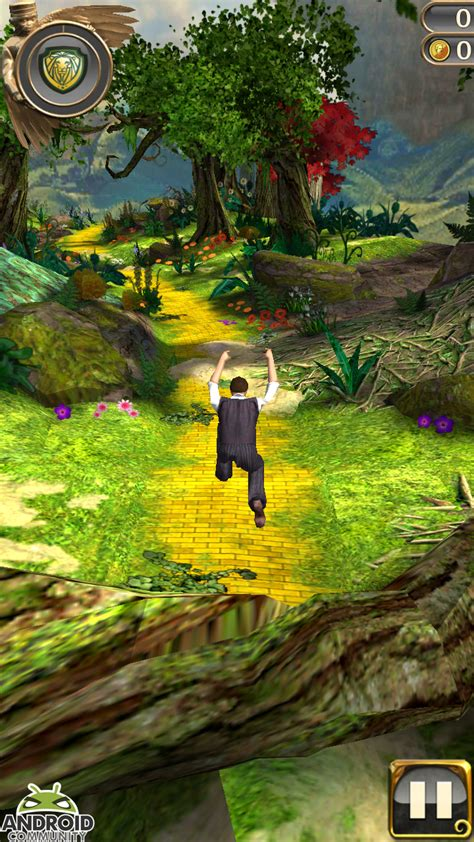 temple run oz for android temple run oz now available for android on android community