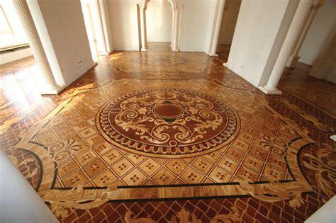 Medallion Wood Floors by Wood Medallion Royal Traditional Hardwood Flooring