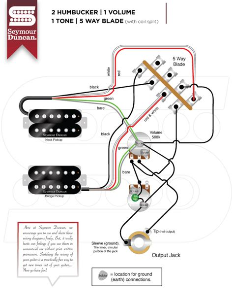 hh wiring with 5 way switch and spin a split