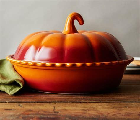 pumpkin covered pie dish baking bites