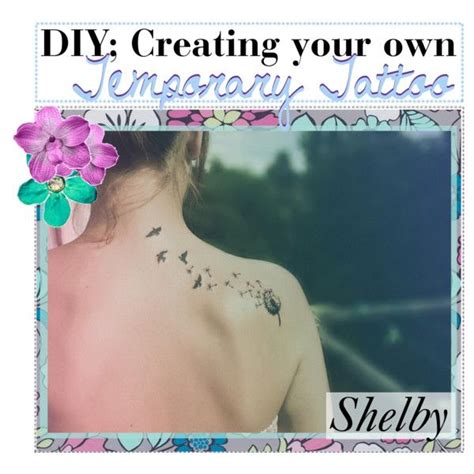 design your own temporary tattoo diy create your own temporary tattoos sharpie baby