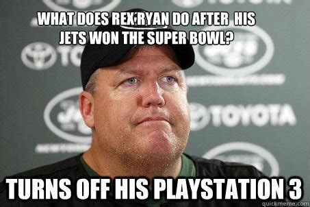 Jets Memes - rex ryan fired memes