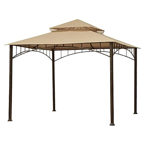 Gazebo Awning Replacement by Cheap Gazebo New Replacement Canopy For Target Madaga Gazebo Beige