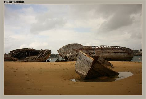 the wreck of the wreck of the hesperus by mean mister mustard on