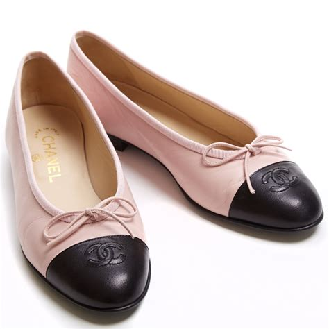 chanel ballet flat shoes chanel ballet flat shoes 28 images chanel black