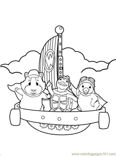 coloring pages wonder pets coloring pages wonder pets 014 5 cartoons gt the wonder