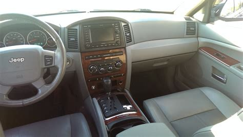 2005 Jeep Grand Interior by 2005 Jeep Grand Interior Pictures Cargurus