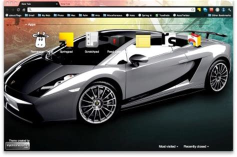 Theme Chrome Lamborghini | my favorite 10 car chrome themes cloud high club