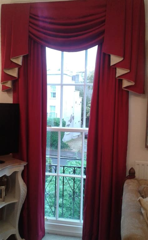 sash curtains 58 best images about swags and tails on pinterest pill