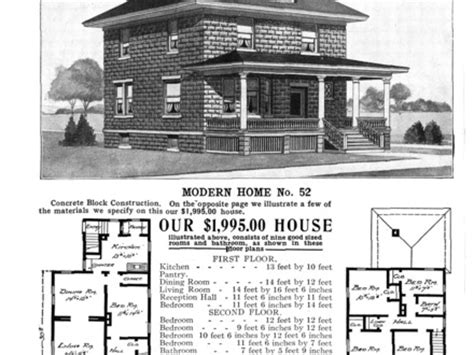 1900 sears house plans american home plans mexzhouse com
