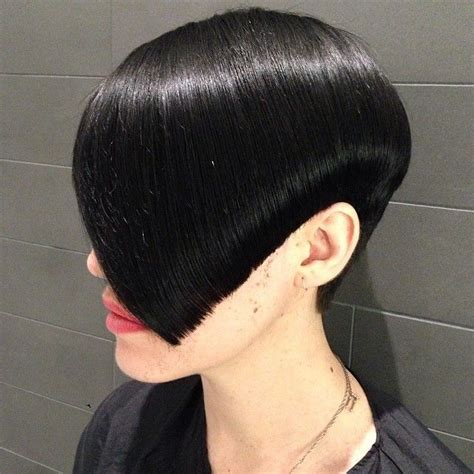 how to make a bob wrap out of human hair 253 best images about bobbed boi s on pinterest stylists