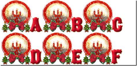 imagenes de letras animadas de navidad gratis letras alpha animadas con velas navidad