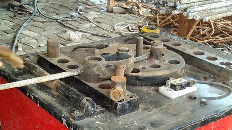 Alat Bending Pipa Ac alat pembengkok besi mesin bending