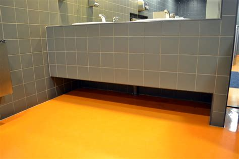Resin Bathroom Floor by Epoxy Resin Flooring Bautech