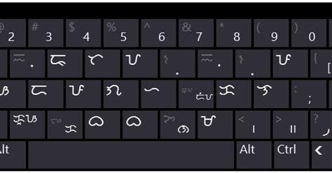 keyboard layout won t work baybayin modern fonts baybayin keyboard layout for