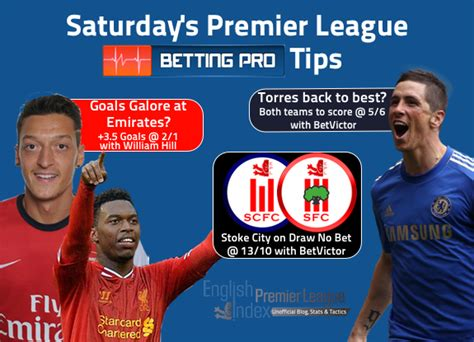 epl betting tips best premier league betting tips