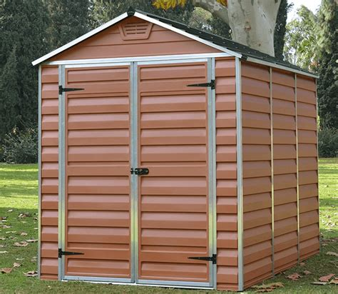 Best Plastic Shed by Plastic Sheds Top 10 Plastic Sheds For Sale In Uk Reviewed