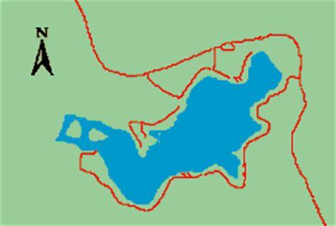 mcclellan texas map fishing mcclellan reservoir