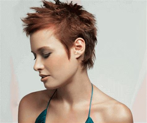 funky older women short hair cuts funky short hairstyles for women