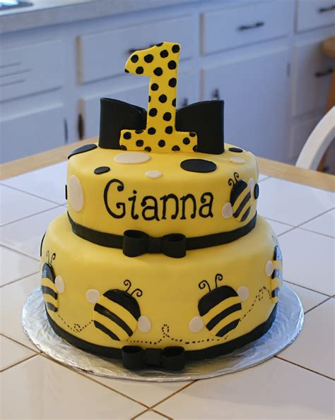cakes by meg bumble bee cake