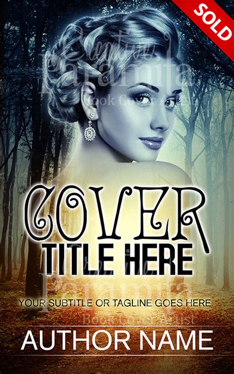 reverie a books reverie premade book cover