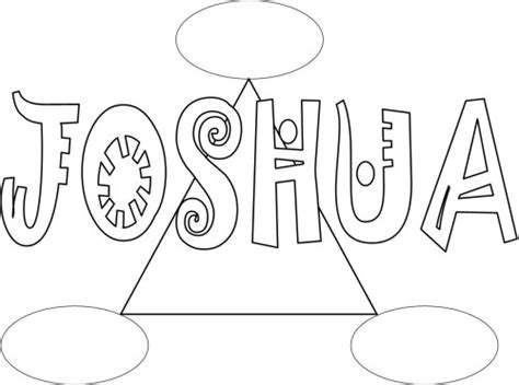 free bible coloring pages joshua bible worksheets free printable joshua books of the
