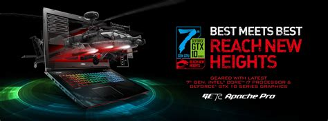 Msi Ge62vr 7re Apache Pro overview for ge72 7re apache pro msi global