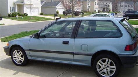 buy car manuals 1990 honda civic security system buy used 1990 honda civic dx hatchback 3 door 1 5l in monroe north carolina united states for
