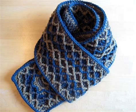diamond pattern clothes called 46 best images about couture crochet diamond stitch on