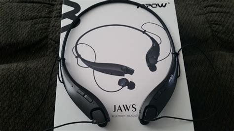 Headset Jaws cheap bebe s gt gt gt gt gt mpow 174 jaws bluetooth 4 1 stereo headset