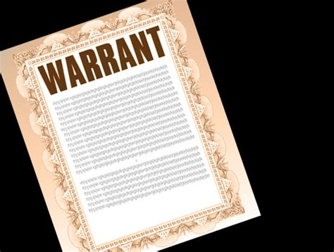 Search For Arrest Warrants Jorgefinancial Warrants